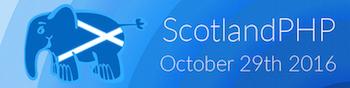 ScotlandPHP 2016