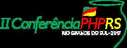 Logo Conferência PHPRS 2017
